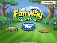 Video Game: Fairway Solitaire