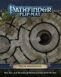RPG Item: Pathfinder Flip-Mat: Tech Dungeon