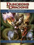 RPG Item: Player's Handbook 2 (D&D 4e)
