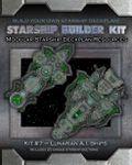 RPG Item: Starship Builder Kit 07: Lunarian A.I. Ships