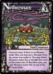 Board Game: Ascension: Chronicle of the Godslayer – Nethersnare Promo