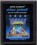 Video Game: Video Pinball