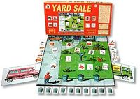 Board Game: Yard Sale