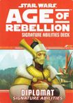 RPG Item: Age of Rebellion Signature Abilities Deck: Diplomat