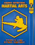 RPG Item: HERO System Martial Arts