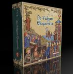 Board Game: De Vulgari Eloquentia: Deluxe Edition