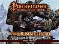 Board Game: Pathfinder Adventure Card Game: Rise of the Runelords – Adventure Deck 6: Spires of Xin-Shalast