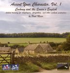 RPG Item: Accent Your Character, Vol. 1: Cockney and the Queen's English