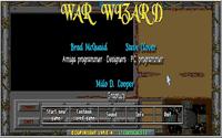 Video Game: WarWizard