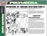 RPG Item: Weapons of Mecha Destruction 2