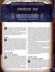RPG Item: Overdue Fee