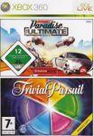 Video Game Compilation: Burnout Paradise: The  Ultimate Box & Trivial Pursuit