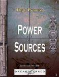 RPG Item: Power Sources