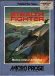 Video Game: F-19 Stealth Fighter