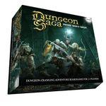 Board Game: Dungeon Saga: Dwarf King's Quest