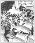 RPG Item: Abracadabra and an Arab Cadaver