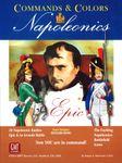 Board Game: Commands & Colors: Napoleonics Expansion #6 – EPIC Napoleonics