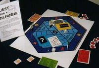Board Game: Quest for a Girlfriend