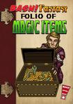 RPG Item: BASH! Fantasy: Folio of Magic Items