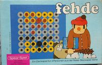 Board Game: fehde