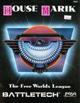 RPG Item: House Marik: The Free Worlds League