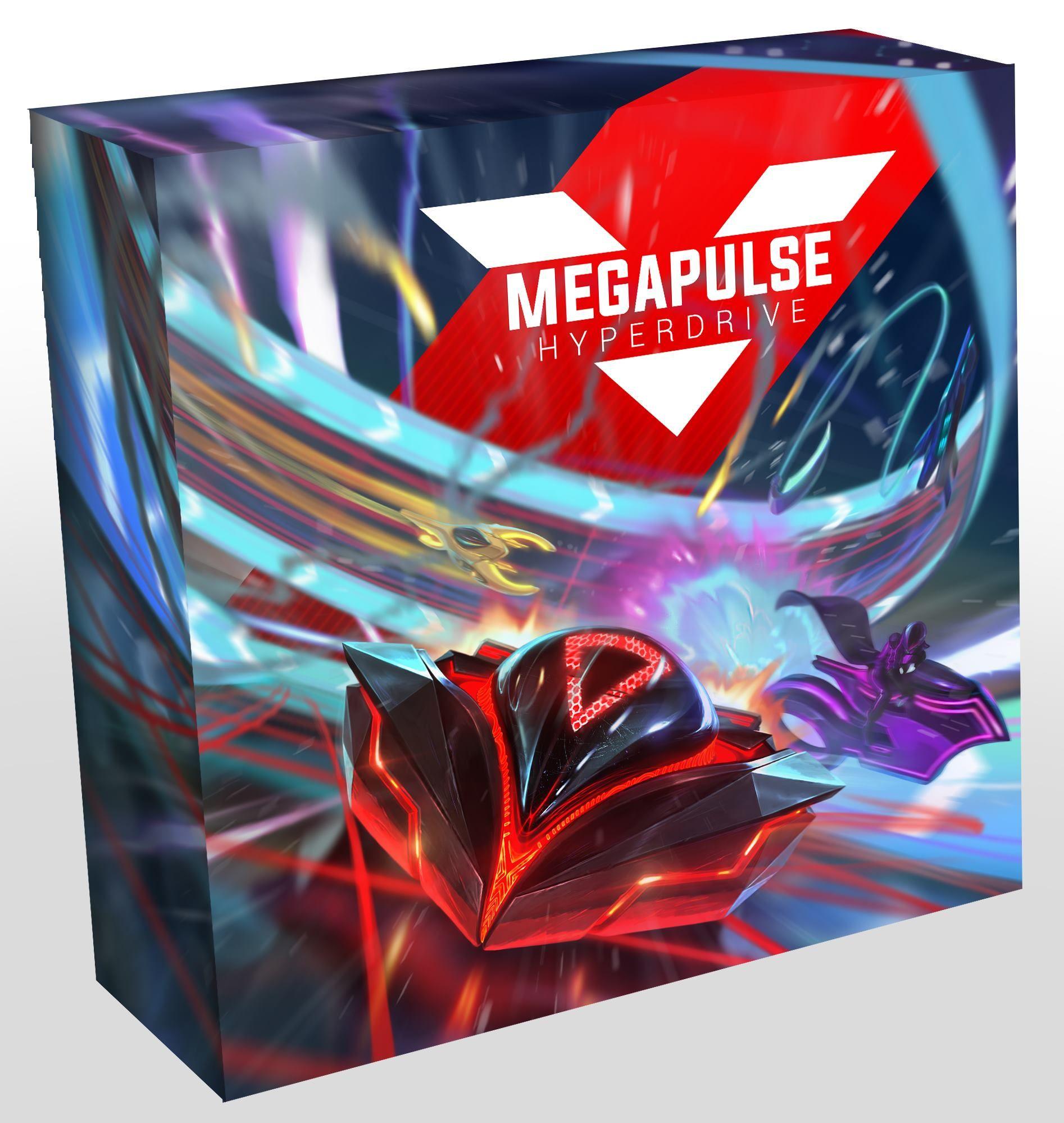 Megapulse: Hyperdrive