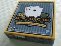 Board Game: DeDeuce