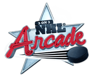 Video Game: 3 on 3 NHL Arcade