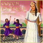 Board Game: Queen Esther Dancing Dreidels