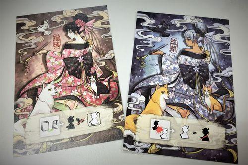 Board Game: Shadows in Kyoto