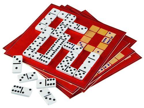 Board Game: Domino Knobelspass