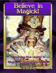 RPG Item: Believe in Magick!