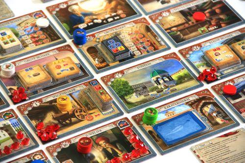 Board Game: Istanbul