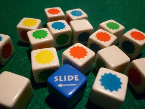 Board Game: Shakin' Sorry