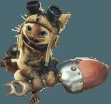Character: Felyne