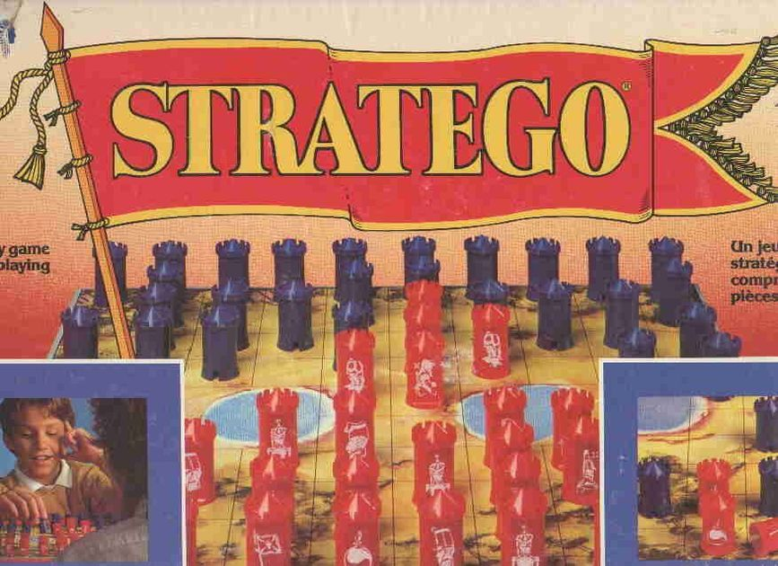 Essay on the board game stratego cpa passed exams on resume