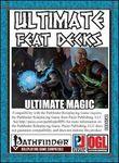 RPG Item: Ultimate Feat Decks: Ultimate Magic