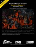 RPG Item: Monsters of Mayhem #1