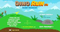 Video Game: Dino Run DX