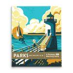 Board Game: PARKS Memories: Coast to Coast