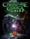 RPG Item: Creature Codex Lairs