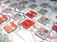 Board Game: Battle for Moscow: Operation Typhoon, 1941