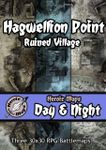 RPG Item: Heroic Maps Day & Night: Hagwellion Point Ruined Village