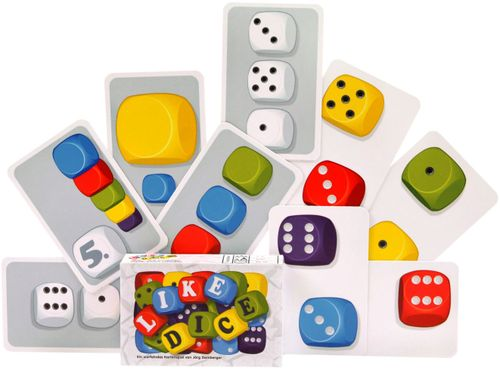 Board Game: Like Dice