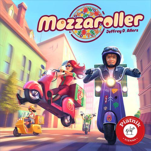 Board Game: Mozzaroller