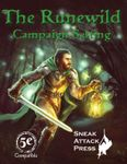 RPG Item: The Runewild Campaign Setting