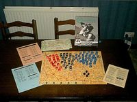 Board Game: Napoléon: The Waterloo Campaign, 1815