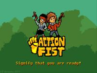Video Game: Action Fist!