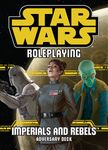 RPG Item: Star Wars Roleplaying Adversary Deck: Imperials and Rebels Adversary Deck
