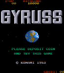 Video Game: Gyruss